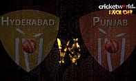 IPL8 Face-Off - Hyderabad v Punjab - Game 48