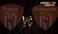 IPL8 Face-Off - Punjab v Bangalore - Game 50