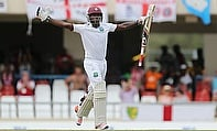 Jermaine Blackwood Thrilled By Maiden Test Century