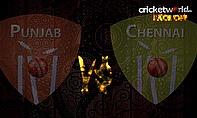 IPL8 Face-Off - Punjab v Chennai - Game 53