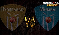 IPL8 Face-Off - Hyderabad v Mumbai - Game 56