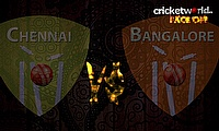 IPL8 Face-Off - Bangalore v Chennai - Qualifier 2
