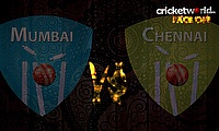 IPL8 Face-Off - Chennai v Mumbai - The Final