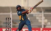 Eshani Kaushalya played a vital innings of 16 in 12 balls for Sri Lanka