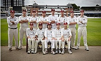 The Authors' XI pictured here at Lord's