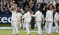England completed a remarkable turnaround on the back of allround efforts from Ben Stokes and a gritty century by skipper Alastair Cook winning the Fi