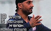 Harbhajan Singh, Mumbai Indians