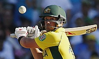 Aaron Finch returns from injury