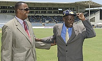 Sir Wesley Hall inducted into ICC Hall Of Fame