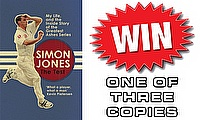 Win a copy of 'The Test' by Simon Jones