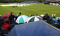 Rain washes out the second T20I game between Ireland and Scotland