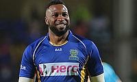 Kieron Pollard says there is still room for improvement this Caribbean Premier League season