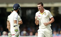 Josh Hazlewood wants Australia to build on the momentum