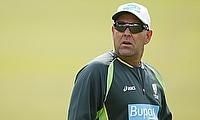 Darren Lehmann heaps praise on Australian bowling attack