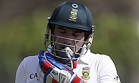 South Africa batsman Dean Elgar