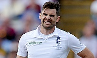 Side strain rules James Anderson out of fourth Test