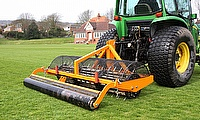 The pitches at Eastbourne College are ready for the Springboks - thanks to SISIS machinery