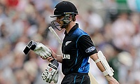Another 90 from Williamson helps New Zealand take series