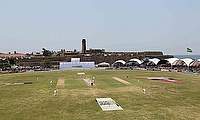 General view of Galle International Cricket Stadium