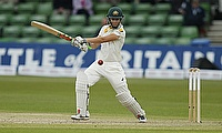 Jess Jonassen hits out on the opening day of the Women's Ashes Test