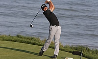 Jason Day during the final round of the US PGA