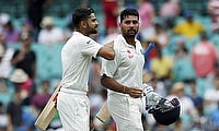Kohli confident about Vijay's return for second Test