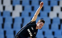 Adam Milne is confident of beating South Africa in Durban