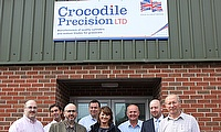The Crocodile Precision premises in Derby