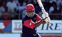 Desmond Haynes in action