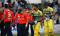 Can England perform as well as they did in the T20 against Australia in the ODIs?