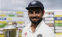 It is a magnificent milestone - Virat Kohli