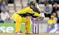 Solid batting helps Australia put one across England