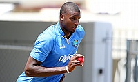 Jason Holder replaces Denesh Ramdin as West Indies Test captain