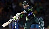 Shoaib Malik promoted to Grade-A contract, Saeed Ajmal downgraded