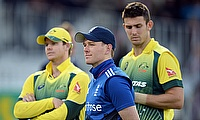 Marsh took the game away from us - Eoin Morgan