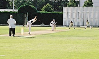 Jer Lane completed a hat-trick of titles by beating Sowerby Bridge