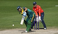 Action from England Women v South Africa Women