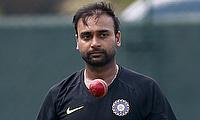 I enjoy bowling alongside Ashwin - Amit Mishra