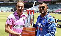 India, South Africa put ODI rankings at stake