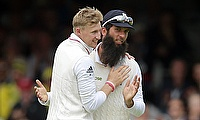 Joe Root is currently the best player of spin - Moeen Ali