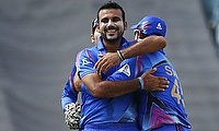 Shahzad's blitzkrieg help Afghanistan to three-wicket win in Bulawayo