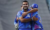 Shahzad's blitzkrieg help Afghanistan to three-wicket win in Bulawayo