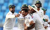 Pakistan prevail lower order resistance from England to go 1-0 up