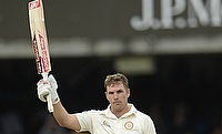 Aaron Finch scored an unbeaten 288 before the game between CA XI and New Zealand was abandoned.