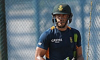 Ashwin is our major threat - Faf du Plessis