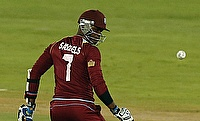 Marlon Samuels to stand in for Holder - Eldine Baptiste