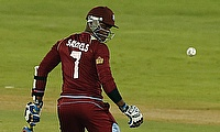 Marlon Samuels has been in excellent form for West Indies having scored a fifty and a century in his last two ODIs.