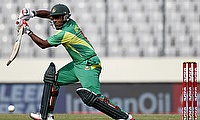 Imrul Kayes scored 76 as Bangladesh defeated Zimbabwe by 58 runs in the second ODI in Mirpur.