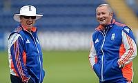 Paul Farbrace wants England to start winning matches