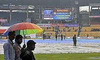 Second Test ends in Draw after fourth consecutive washout